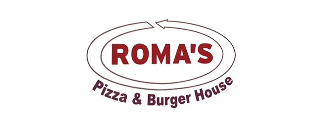 Romas Pizza Frederiksberg logo