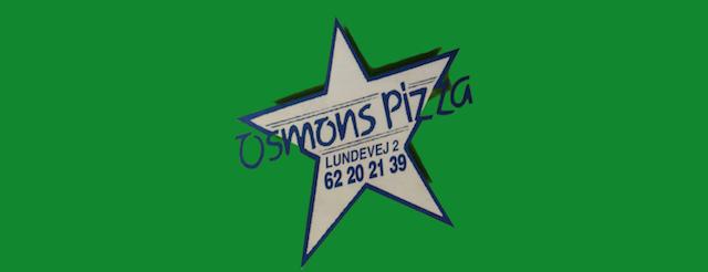 Osmons Pizza Svendborg logo