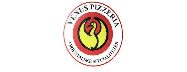 Venus Pizza Frederiksberg logo