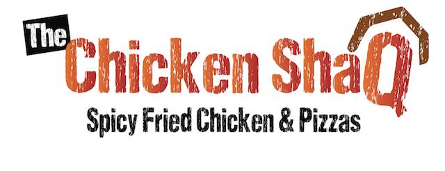The Chicken Shaq logo