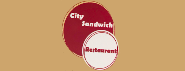 City Sandwich Hobro logo