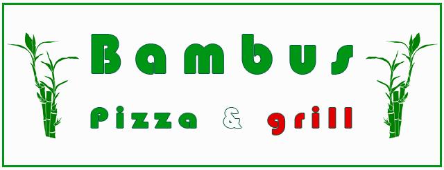 Bambus Pizza Hedensted logo