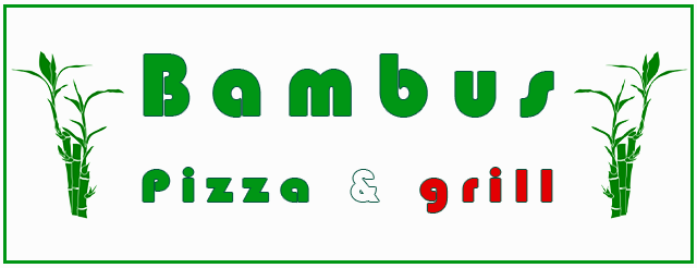 Bambus Pizza Hedensted logo