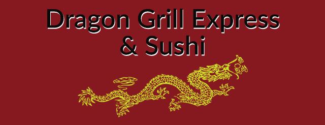 Dragon Grill Express & Sushi - København S logo