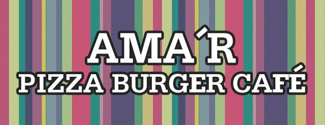 Amar Pizza Amager logo