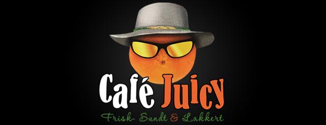 Cafe Juicy Kbh logo