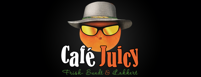 Cafe Juicy Vanløse logo