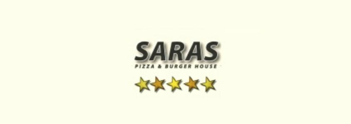 Saras Pizzaria & Grill Burgerhouse Lyngby logo