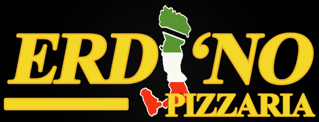 Erdino Pizzaria Hjørring logo