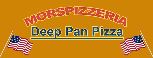 Mors Pizzeria Nykøbing logo