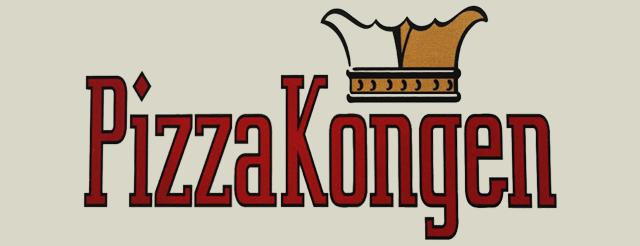 Pizza Kongen Skive logo