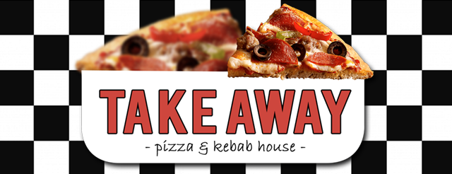 Take Away Pizza Viborg logo