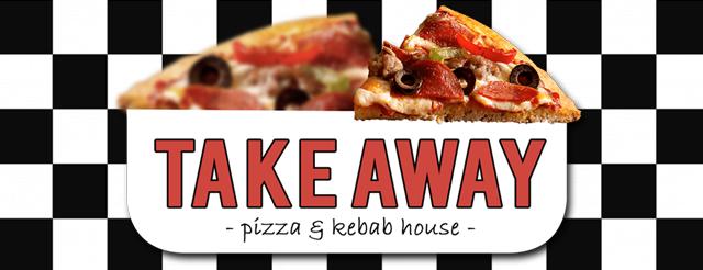 Take Away Pizza Viborg logo