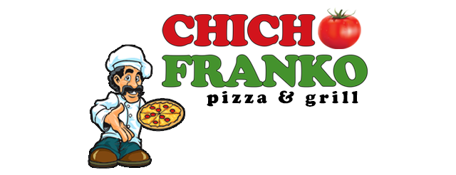 Chicho Franko Pizza logo