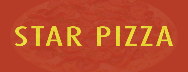 Star Pizza Hadsund logo
