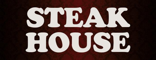 Steak House 2300 logo