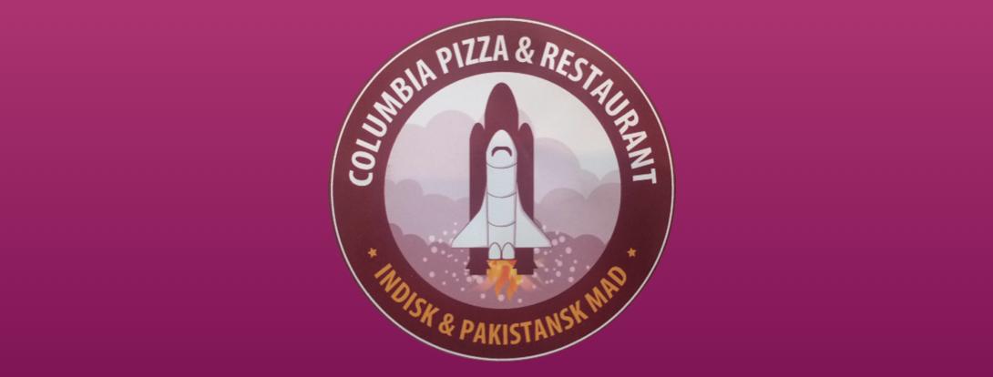 Columbia - Indisk & Pakistansk -  København V logo
