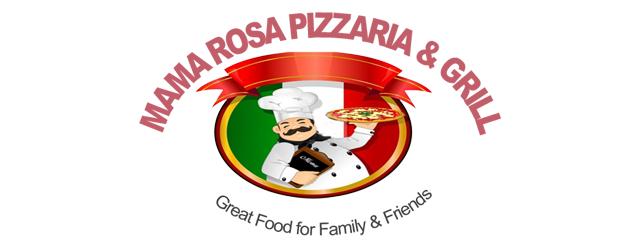 Mama Rosa Pizzaria Virum logo