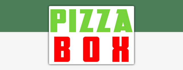 Pizza Box Kingston logo