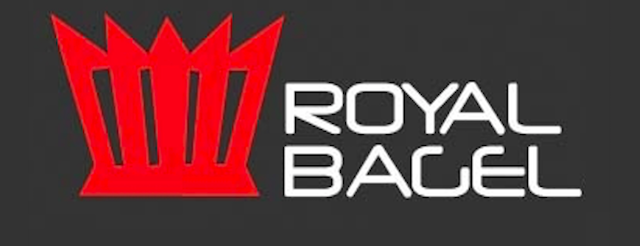Royal Bagel logo