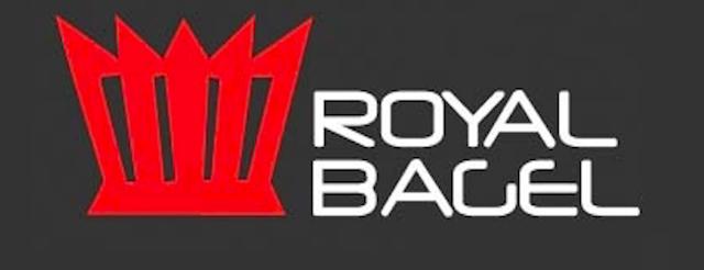 Royal Bagel logo
