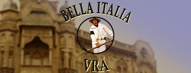 Bella Italia Vrå logo