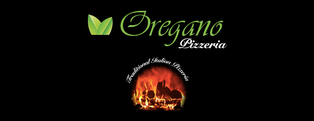 Oregano Pizza Chiswick logo