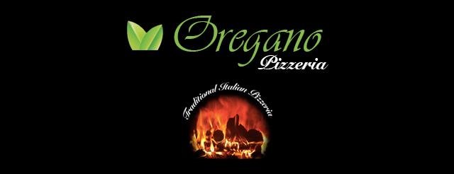 Oregano Pizza Chiswick logo