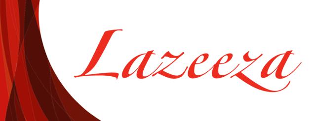 Lazeeza Takeaway Manchester logo