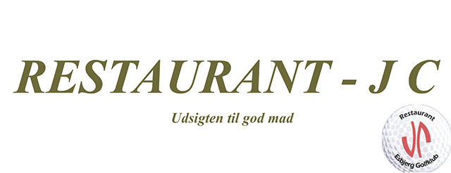 Restaurant JC Esbjerg Golfklub logo