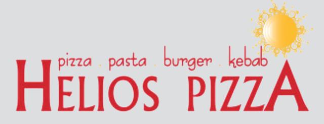 Helios Pizza logo
