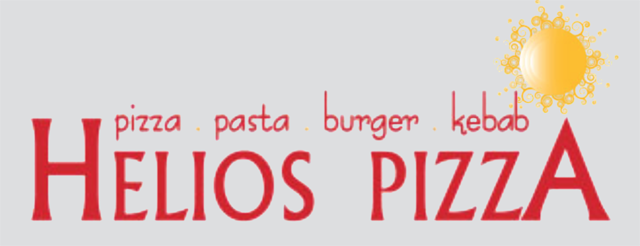 Helios Pizza logo