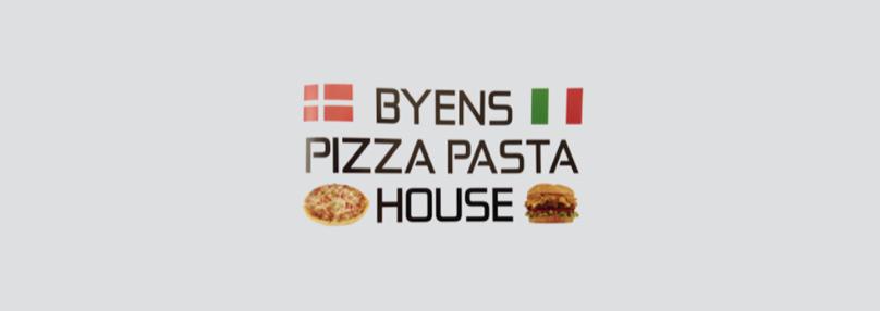 Byens Pizza Roskilde logo